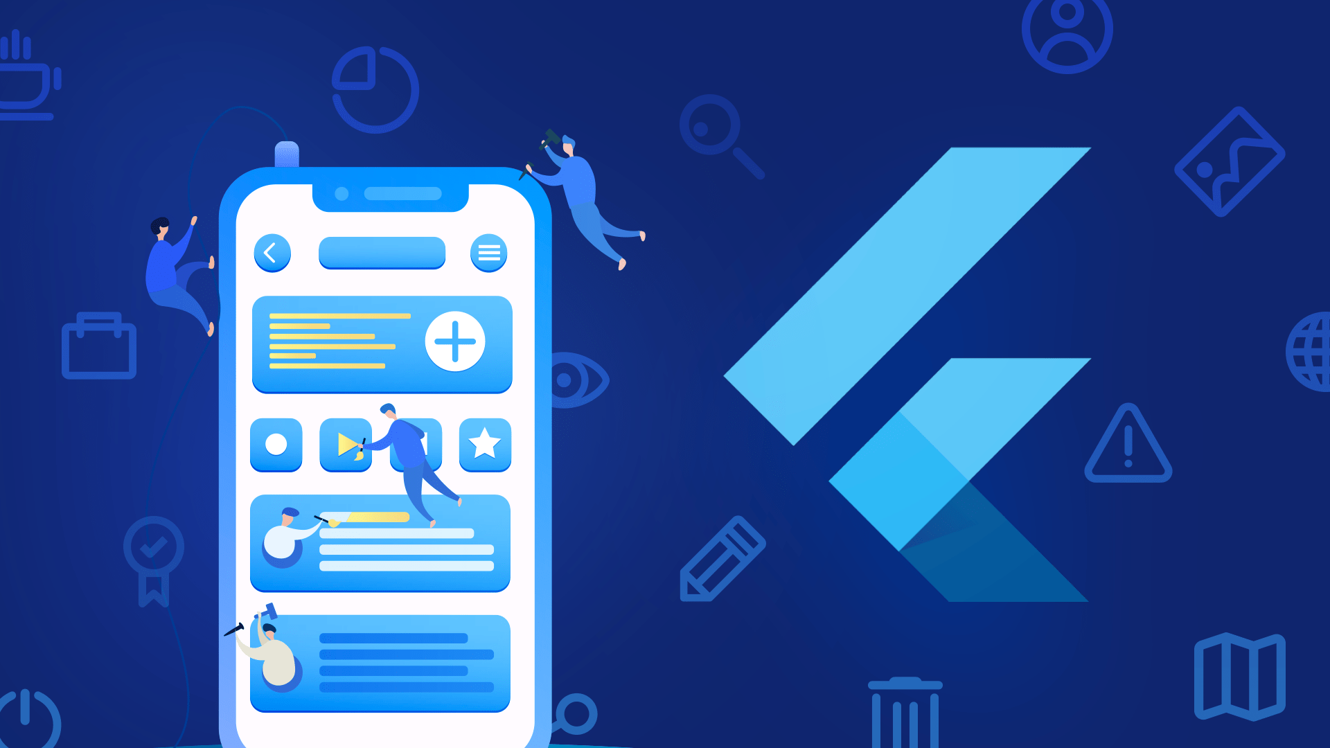 FLUTTER- Google's Latest App Development Framework Trending in 2021