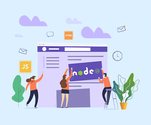 Node.JS Web App Development Framework Explained In Detail